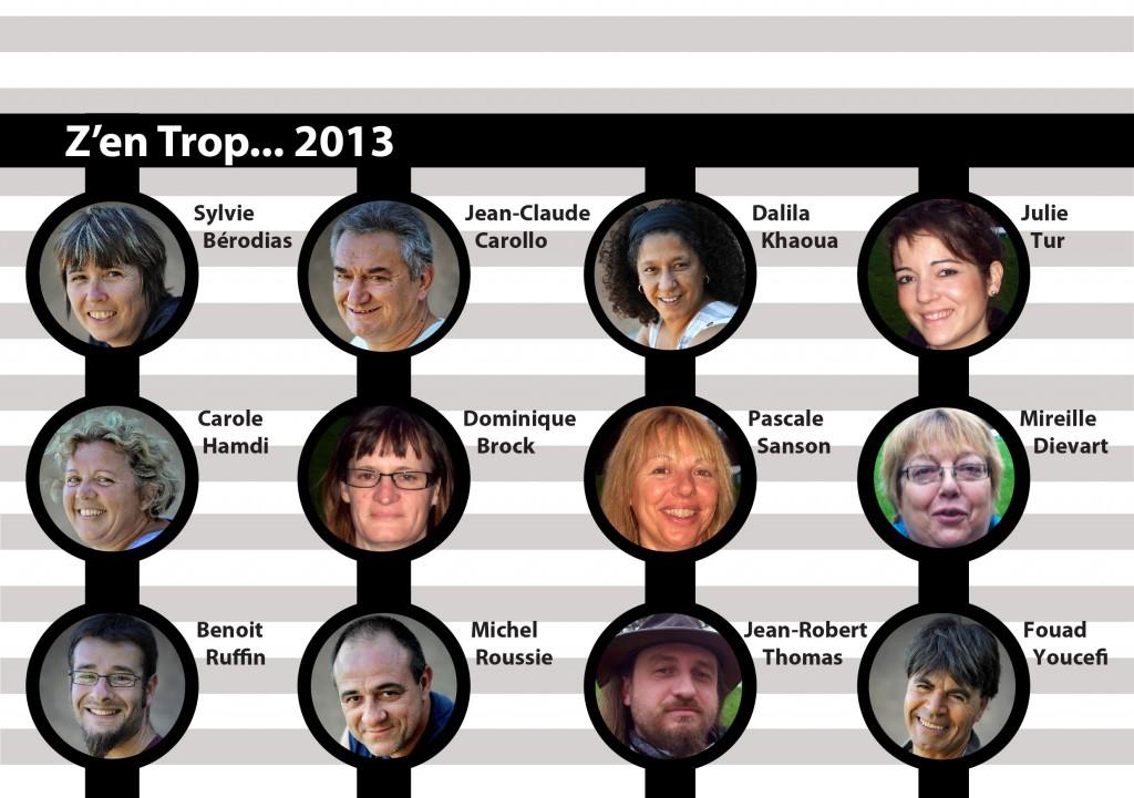 Z'en Trop 2013
